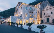 Iberostar Heritage Grand Perast, el 'hotel del año' de Montenegro