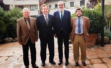 Luis Callejón Suñé, nombrado nuevo presidente de FAHAT