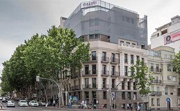 Mazabi, 420 millones invertidos en hoteles en zonas urbanas históricas