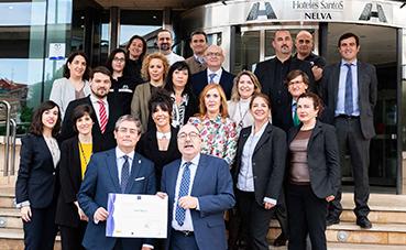 Hotel Nelva, reconocido por su compromiso con la calidad turística