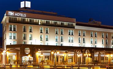 NH Hotel Group inaugura el NH Málaga tras su renovación