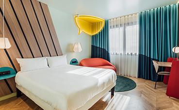 Novotel & ibis Styles Madrid City Las Ventas, nuevo proyecto hotelero