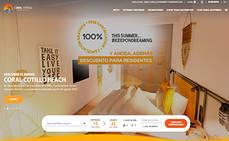 Coral Hotels lanza una nueva 'web' corporativa más intuitiva