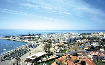Palladium abrirá su primer hotel en la Costa del Sol