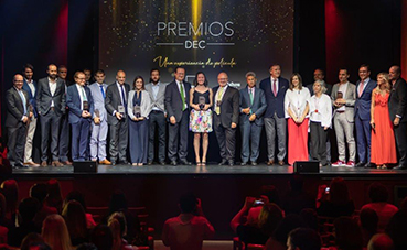 Paradores, premio a 'Mejor marca en experiencia de cliente'