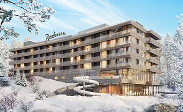 Radisson anuncia nuevas aperturas en EMEA