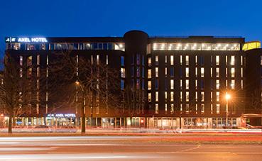 Axel Hotels inicia su reapertura en Berlín hoy 1 de junio