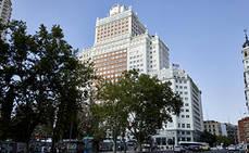 Riu Plaza España reabrirá sus puertas en la capital este mes