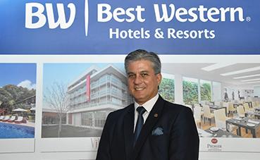 Richard Rehwaldt, nuevo director de Sudamérica en Best Western