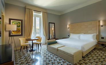 Room Mate Andrea, el primer hotel de la cadena de Sarasola en Sicilia