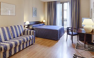 Sercotel opera un nuevo hotel en el centro de Barcelona