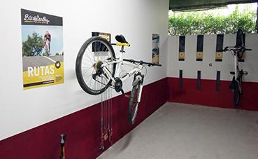 Sercotel Villa Laguardia se une al 'bikefriendly'