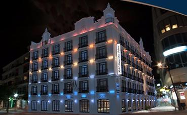 Hoteles Silken incorporará el hotel Maravilla Palace
