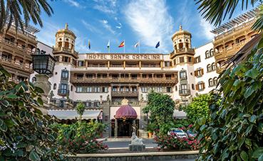 Santa Catalina, a Royal Hideaway Hotel, nominado en los World Luxury