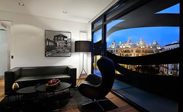 Reabren en Barcelona los apartamentos Suites Avenue