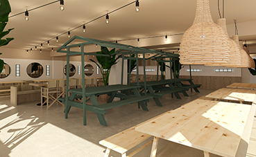 Nace Tent Hotels con alojamientos en zonas vacacionales maduras