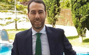 Francisco García Pelayo, nuevo director de Vincci Frontaura