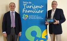 Vrbo, reconocida con el sello de 'Turismo Familiar' de la FEFN