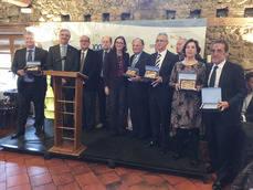 Fueron homenajeadas durante el Congreso de Turismo de UNAV.