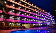 Hotel Diplomatic.