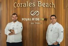 Un restaurante con estrella en el Royal Hideaway Corales
