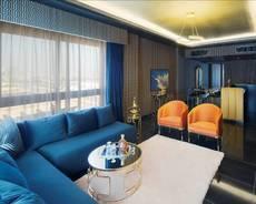 Imagen del interior del hotel.