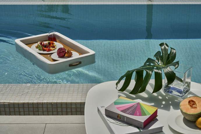 'Corales Breakfast Collection', el desayuno flotante