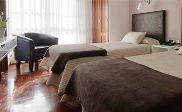 Domus adquiere el Hotel Comercio en Pontevedra