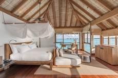Gili Lankanfushi resort.