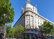 Hotel Wellington de Madrid.