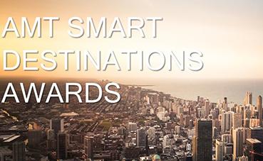 Abierto el plazo de inscripción para los III AMT Smart Destinations Awards