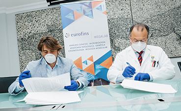 Ashotel se une a Eurofins LGS Megalab para realizar test rápidos