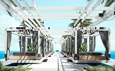 Bless Hotel Ibiza abre las reservas de habitaciones