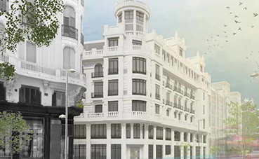 Bluesock Hostels Madrid activa ya las reservas 'online'
