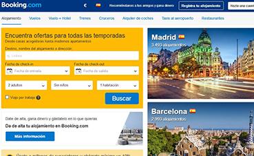 Booking lanza una nueva 'app' piloto en Ámsterdam y Londres