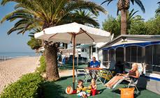 Los campings equiparan sus instalaciones a las de un hotel