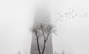 Cuatro Torres de Madrid, ganadoras del VII Premio Eurostars Fotografía