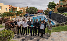 El Grupo San Jorge, premiado por Holiday Check Award 2020