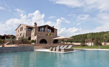Relais & Châteaux da la bienvenida a La Vella Farga, su nuevo hotel leridano