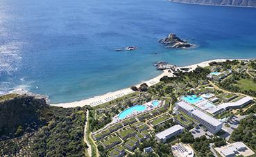 Ikos Resorts amplía su oferta en Grecua con el Ikos Aria
