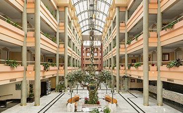 Ilunion Hotels incorpora un hotel en Sevilla