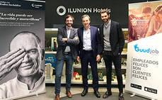 Ilunion Hotels lanza un programa de reconocimiento a empleados