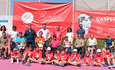 Ilunion Hotels acoge la VII ITF Wheelchair