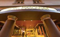 El Hotel Maisonnave de Pamplona acoge ya a sanitarios infectados