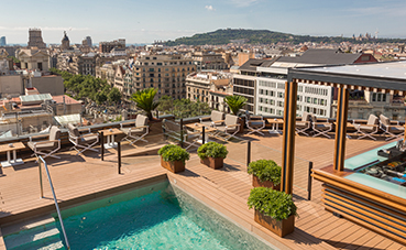 Majestic Hotel & Spa Barcelona, premiado en los Prix Villégiature