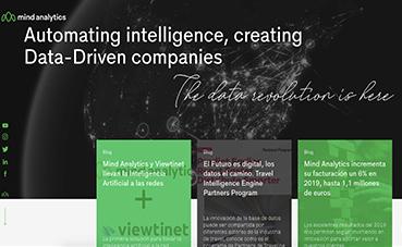 Mind Analytics permite predecir los cambios en el mercado hotelero