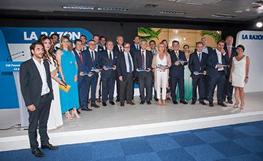 MP Hotels recibe el premio al 'Mayor crecimiento en el Sector en 2018'