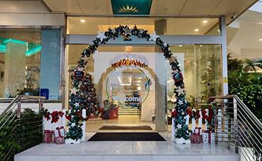 El Sector Hotelero de Benidorm se vuelca con la Navidad