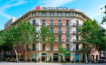 NH Hotels, 'marca hotelera más fuerte de España 2019'