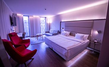 NH Hotel Group presenta Mood Room en Alemania